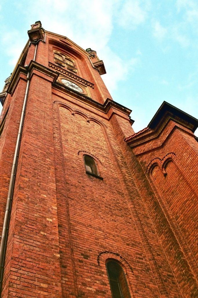 Die Stadtkirche von Feldberg
