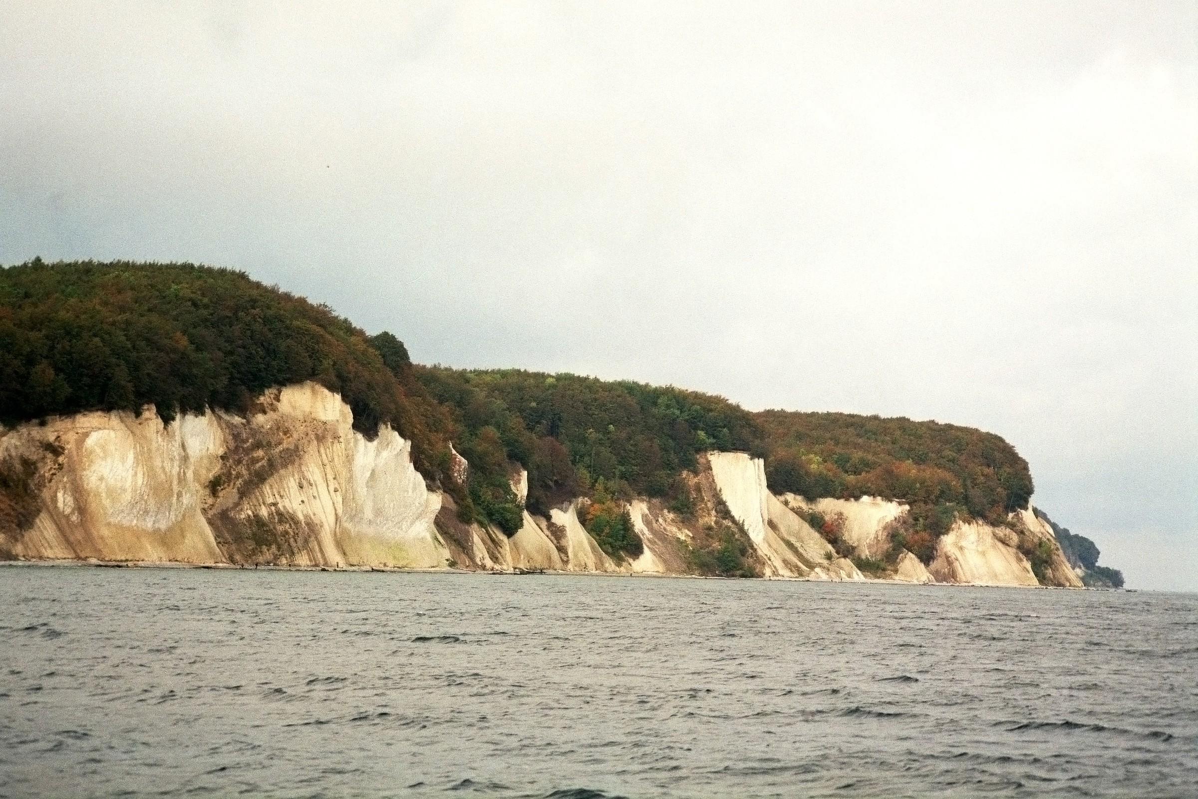 Kreideküste...