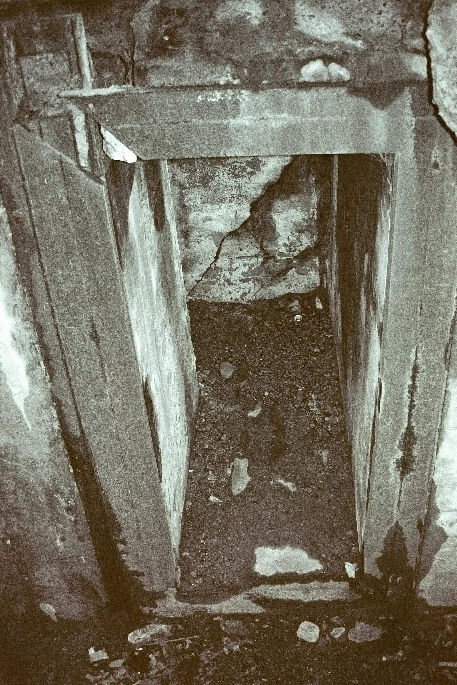 Bunker Eingang