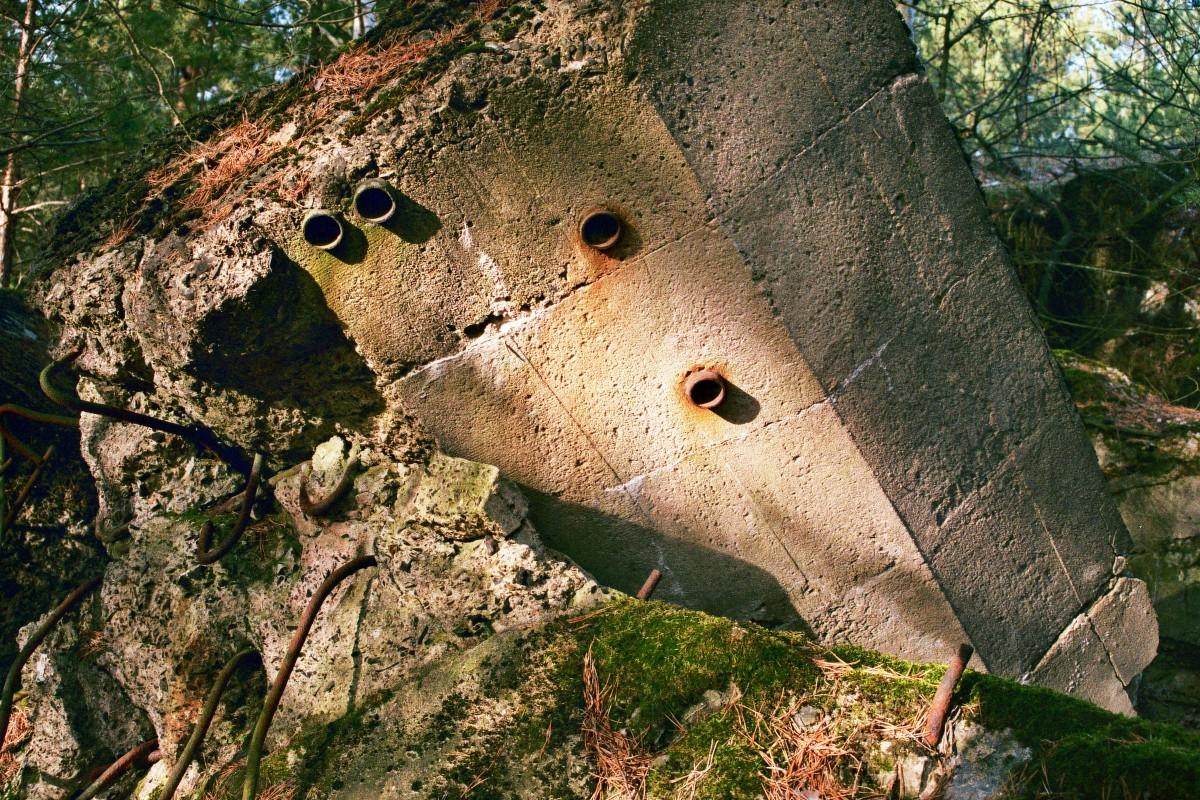 Bunkermauer