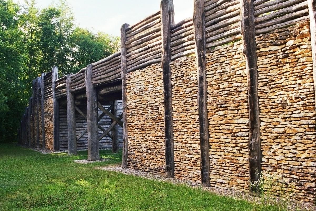 Vorgeschichtliche Wallanlage Riedenburg