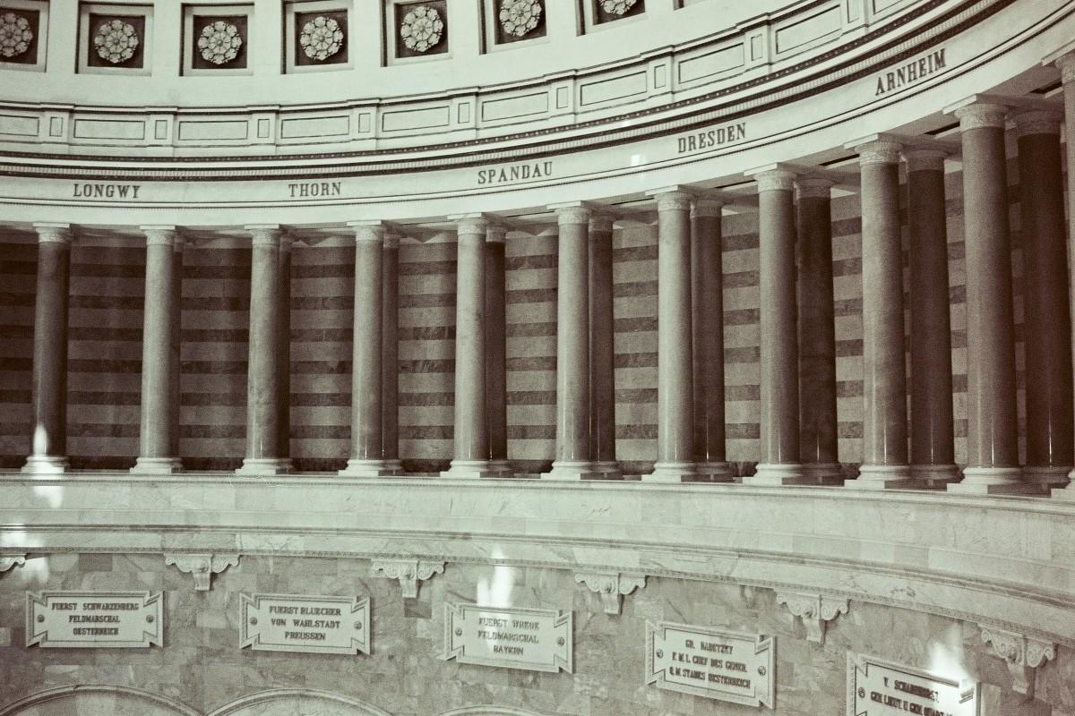 Säulengalerie Befreiungshalle