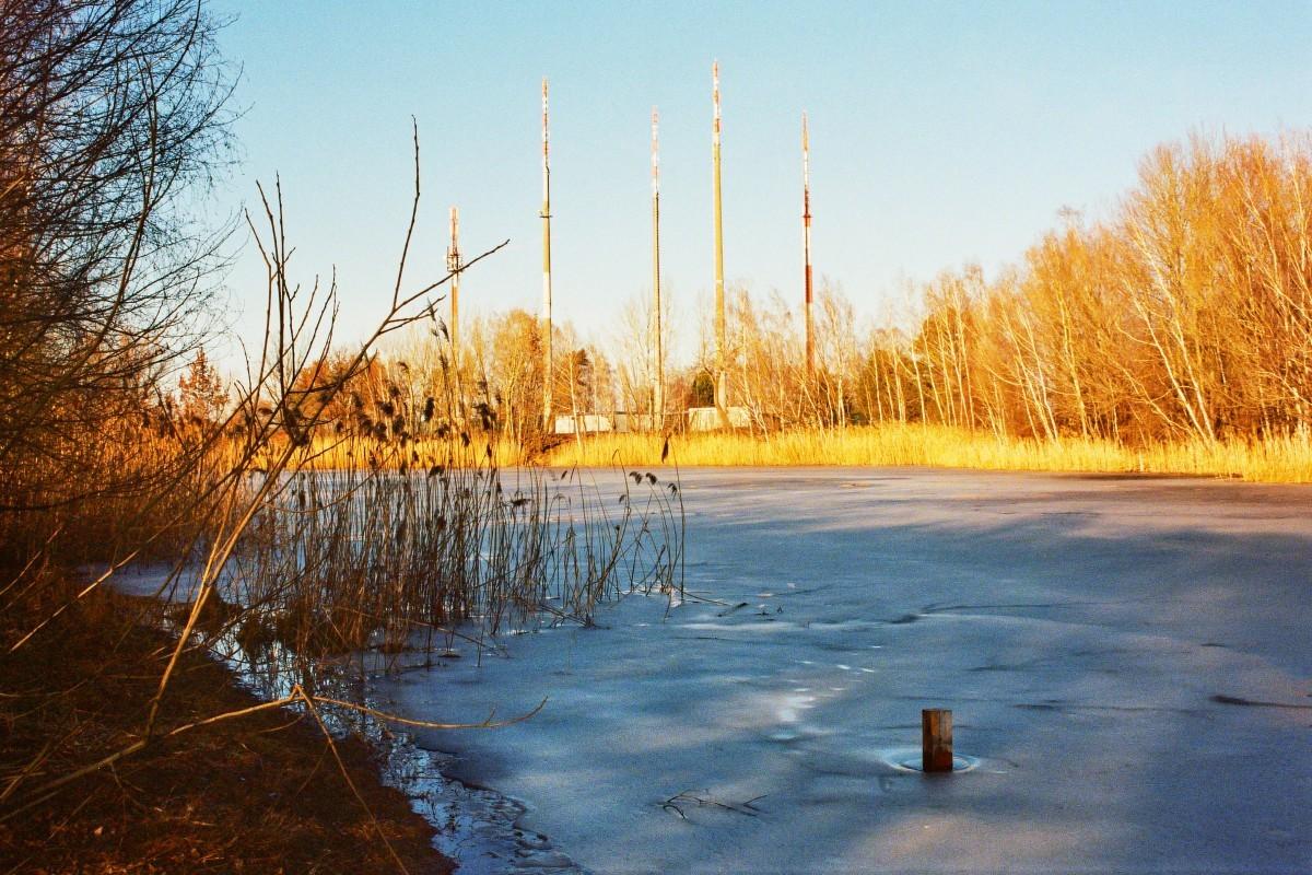 Der Kiekebusch See