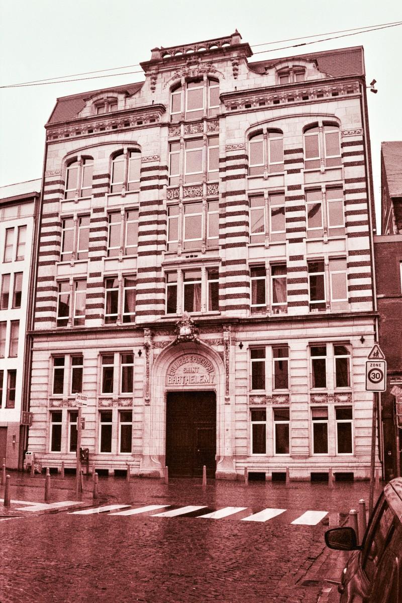 College Episcopal in Liège