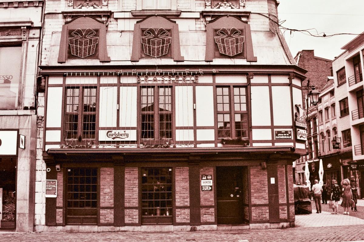 Brasserie in Liège